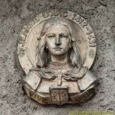 """Art-sur-Meurthe (Lorraine)  (Maison dite du """"Père de Jeanne d'Arc"""") This represents thy r charmed with Dave & I and think we deserve a medal for enduring/surviving the past 11 years. Thank you."""