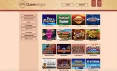 QueenVegas Casino Offers an Exciting Way to Play Through Its Mobile and Live Casino Platforms