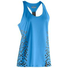 Under Armour Graphic Mesh Run Tank