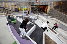 01-Måløv-Axis-by-Adept-Architects_photo_by_Kaare_Viemose « Landscape Architecture Works | Landezine