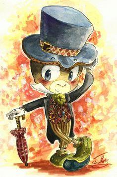 Jiminy Cricket by Chibi-Joey on DeviantArt Disney Love, Disney Art, Disney Pixar, Disney Characters, Chibi Disney, Walt Disney, Make Mine Music, Movie Crafts, Jiminy Cricket