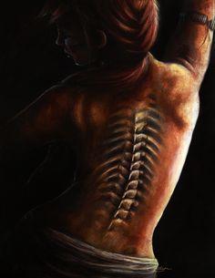 """Dance of Death"" by Danielle Trudeau"