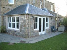 Enhance your lifestyle by adding value to your home. Add home extensions with specialized attic room converters and upper story. Visit us. Perfect Image, Perfect Photo, Love Photos, Cool Pictures, House Extensions, Modular Homes, New Builds, Building Design, Custom Homes