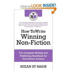 If you want to write a non-fiction book and get it published, this will be a big help...#writing #publishing #nonfiction