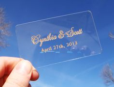 Acrylic Wedding Place Cards are a great take home gift for your wedding guests! Notary Supplies, Notary Seal, Colorado Usa, Price Quote, Table Signs, Wedding Place Cards, Fort Collins, Acrylic Colors, Home Gifts