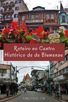 Programando visitar Blumenau em Santa Catarina? Programe-se para conhecer o centro histórico da cidade: Rua XV de Novembro, Relógio de Flores, Cemitério de Gatos e muito mais. #Dicasdeviagens #Blumenau #VisiteSantaCatarina #ValeEuropeu