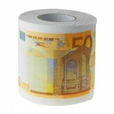 Papier Toilette ''50€ ''