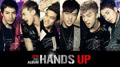 Latest Kpop Wallpaper Album Hands Up HD Quality Also Downloa All Of Collections