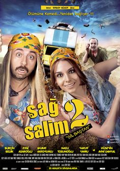 2012'de vizyona giren ve seyircilerin kalbini kazanan komedi filmi Sağ Salim'in devamı niteliğinde çekilen yapımda, Salih'in hikayesini izlemeye devam ediyoruz. Salim kimsesi olmayan bir cenazeyi memleketine götürmeye karar verir. Ancak bu yolculuk yolda karşılaştığı yol arkadaşı Nihal'le birlikte azılı katiller ve kötü adamlarla mücadele ettikleri bir maceraya dönüşür. Nihal'in annesi intikam için rehin alındığında ise işler iyice karışır. Adamlarımız artık seri katil olarak aranmaktadır…