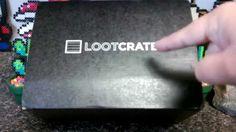 Raging Nerdgasm August Loot Crate Unboxing - Villains 2