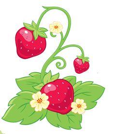 tubes Strawberry Shortcake
