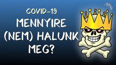Mennyire (nem) halunk meg? (COVID-19) Facebook, Education, Youtube, Onderwijs, Learning, Youtubers, Youtube Movies