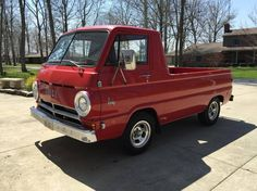 1969 Dodge A100 Cab Over Pick-Up.