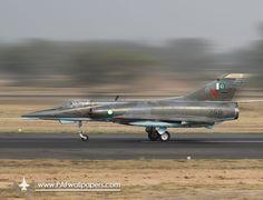 Pakistan Air Force Dassault Mirage 5PA2 ROSE I