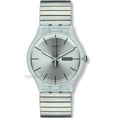 Unisex Swatch Resolution Large Watch SUOK700A