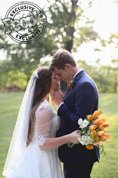 From the Dress to the Dessert: The Prettiest Photos from Joy-Anna Duggar's Wedding to Austin Forsythwedding--12 photos. http://people.com/tv/joy-anna-duggar-wedding-photos/647051