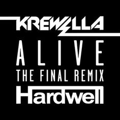 TThe song most of you know by now has an offical 'final' version done by the Dutch master himself, Hardwell was just released on Beatport today. Alive came out in February and has brought some serious attention to the Krewella crew. There have been a ton of remixes made, but this one takes the cake. This is one of those versions that needs to be played on a big stage at full blowing eardrum volumes.