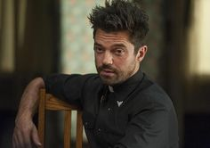 PREACHER Episode 110 CALL AND RESPONSE Photos / Preview Videos: This week we only have two photos and two promo… #Amc #PreacherSeason1