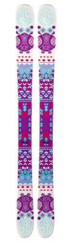 K2 Missy Youth Skis -- BobsSportsChalet.com Online Store $249