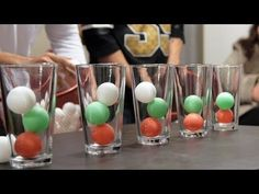 Bouncer | Balls of Fury! (Minute to Win It) - YouTube