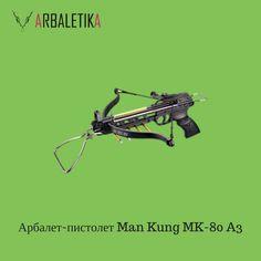 #АРБАЛЕТЫ_ARBALETIKA   🔷🔷 Арбалет-пистолет Man Kung MK-80 A3 🔷🔷   ✅Игрушка, которая понравится как взрослым, так и детям и, возможно, заставит задуматься 🤔о более серьезном аппарате. Рады помочь вам выбрать подарок 🎁, как для близких вам людей , так и для себя   ✅ПроизводительMan Kung  ✅Усилие натяжения36 кгс  ✅Гарантия 12 мес  ✅Полная комплектация : стремя, 3 алюминиевые стрелы 💰Цена1 990 рублей 👀Узнать подробнее о товаре можно тут:https://vk.cc/4rKXZl Заказывайте ❗ …