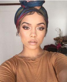 Eye Makeup Tips.Smokey Eye Makeup Tips - For a Catchy and Impressive Look Flawless Makeup, Skin Makeup, Beauty Makeup, Hair Beauty, Stunning Makeup, Mode Turban, Tumbrl Girls, Looks Dark, Natural Glow