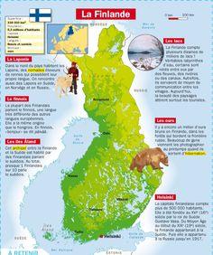 Fiche exposés : La Finlande