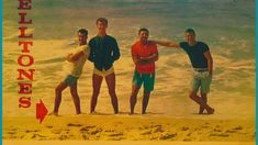 Surf Party - The Delltones Surf Music, Pop Group, Lp, Surfing, Songs, Rock, Party, Surf, Locks