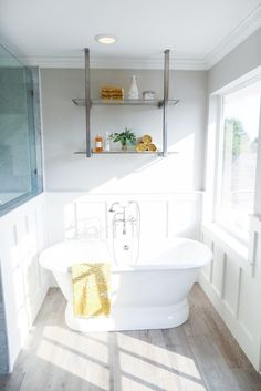Rachel and Luke Whyte, were the kind of clients Chip and I love to work with: creative, adventurous and ready to try new things. The Chip 2.0house was definitely stuck in the nineties. Its dated tile, wallpaper and carpet were...