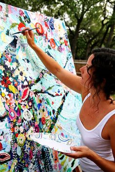 An Interview with the artist Starla Michelle Halfmann