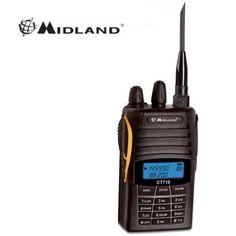 Midland CT-710 Φορητός πομποδέκτης Dual Band VHF/UHF με 128 μνήμες και μπαταρία Li-Ion 1600 mAh. .... Τιμή 124,00 € Electronics, Consumer Electronics