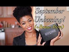 BOXYCHARM September 2015 Unboxing + Bonus Item & Chat! (in October lol) ...
