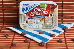 Mhm, bei diesem Joghurt vereint sich cremiger Vanillejoghurt mit knusprigen Choco Crossies. Genau das Richtige für eine süße und knusprige Pause!
