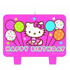 Hello Kitty Mini Molded Candles