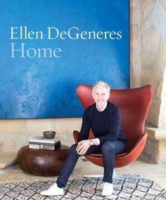 Beloved comedian and talk show host @ellentv shares her passion for home design, a look at her homes, and the secrets she has learned over twenty-five years of renovation and decoration.