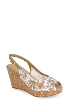 Trotters 'Allie' Wedge Sandal (Women) available at #Nordstrom