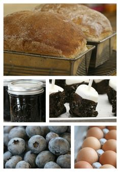 Self-sufficiency Homesteading Bake your own bread, make jam, pies and raise your own food! http://thenewenglandkitchen.com/self-sufficiency-homesteading/