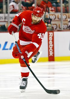 Detroit Red Wings: CAPTAIN Zetterburg ❤️❤️❤️