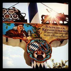 #muenchen #maibaum #viktualienmarkt