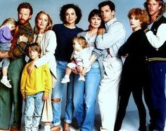 THIRTYSOMETHING...some of the best tv ever.  I was twentysomething when I watched it. :)