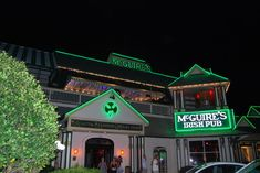 McGuire's Irish Pub - Great destination for food and drinks. We had seven diners with different choices (steaks, seafood, irish fare) - everyone was happy. Expect long waits during tourist season but enjoy the upper deck view. Destin Florida Vacation, Destin Beach, Florida Travel, Beach Trip, Destin Restaurants, Seafood Place, Trip Advisor, Family Trips, Family Vacations