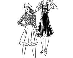 3764 best vintage fashion images in 2019 vintage fashion vintage Oktoberfest Dirndl Dress early 1930s fashion teen vintage fashion teens from thirties 1 amazing teens