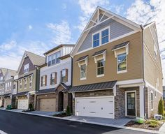 Our Central Living homes offer a low-maintenance lifestyle and everything you need within walking distance. This featured community, Village of Belmont, is located in Smyrna, GA. #centralliving #convenience #newhomes #smyrna #realestate #atlantarealestate #davidweekleyhomes