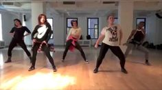 Cute choreography! All About That Bass Meghan Trainor Choreography by Derek Mitchell at Bro...