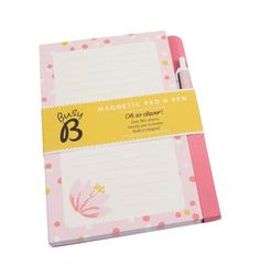 Busy B Magnetic Shopping Pad with Pen