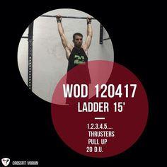 #wod #crossfitvoiron #crossfit #training #voiron #ladder