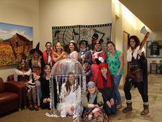 2015 Bellingham office Halloween Costumes