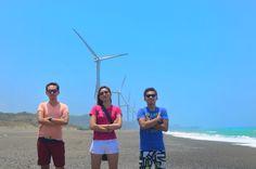 Bangui Windmills, Bangui, Ilocos Norte