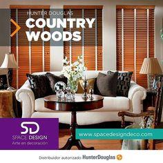 Destaca tu sala con la belleza de la madera natural basswood de una persiana #CountryWoods de #HunterDouglas! sus tonos naturales combinarán con tus muebles y la decoración!  #Decoración #SpaceDesign #Design #DiseñoInterior #Casa #Panamá #Pty #Persiana #Arquitectura #L4I #Amazing #Like4Like #Home #House #Hogar #PhotoOfTheDay #PicOfTheDay #Cortina