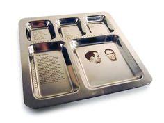 鐵餐盤+印刷